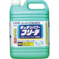 ライオンハイジーン キッチンパワーブリーチ5kg BLKB5 1個(5000g) 408-8930 (直送品)