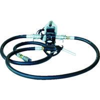 アクアシステム ホース接続電動ポンプ (100V)灯油・軽油 EVPH56-100 410-0450(直送品)