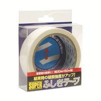 仁礼工業 仁礼 スーパーふしぎテープ 30mm×50m PET製 MC30W-50PET 1巻(50m) 419-7488(直送品)