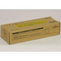 富士通 レーザートナーカートリッジ CL115A イエロー 0800120 (直送品)