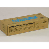 富士通 レーザートナーカートリッジ CL115A シアン 0800140 (直送品)
