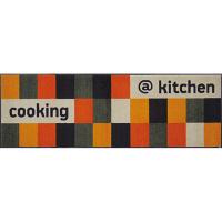 Kitchin orange 60×180cm デザインマット B005C クリーンテックス・ジャパン (直送品)