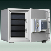 ダイヤセーフ  カードタイプ耐火金庫 (30分耐火) 17L RC30-4 1台 (直送品)
