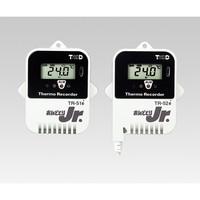 ティアンドデイ(T&D) 温度記録計(おんどとりJr.)センサー内蔵 ー40〜80℃ TR-51i 1台 1-5020-31 (直送品)