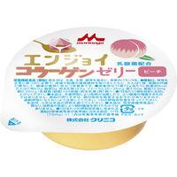 クリニコ エンジョイコラーゲンゼリー ピーチ味 1箱(24個入)(直送品)