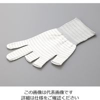 アズワン アズピュア ESDライン手袋 M ANDL-3F 1袋(10双) 2-2123-02 (直送品)