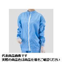 アズピュア(アズワン) アズピュアクリーンジャケット 2L 白 SSJW-D 1着 2-5187-04 (直送品)