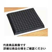 WATTELEZ 50.01.53/1 疲労防止マット 1マイ 導電タイプ 50.01.53/1 1枚 (直送品)