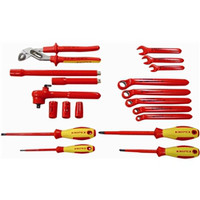 Knipex 次世代車用絶縁工具セット  HEVAUTO-SET 1セット (直送品)