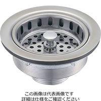 三栄水栓製作所 流し排水栓  PH62-L 8個  (直送品)