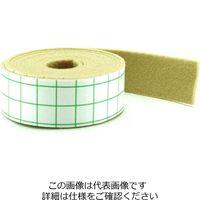 和気産業 フェルトテープ(ソフトタイプ) 薄茶 25×1800mm FU-371 1セット(10個)(直送品)