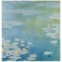 アートプリントジャパン 「Nympheas at Giverny by Monet Claude」 キャンバス/XL 1枚