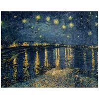 アートプリントジャパン 「The Starry Night 1888」 キャンバス/L 1枚