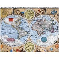 アートプリントジャパン 「Antique Maps」 キャンバス/XL 1枚