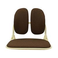 DUOREST(デュオレスト) DRシリーズ MEETING 座椅子 ブラウン DR-920T (直送品)