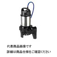鶴見製作所 水中チタンポンプ 標準仕様50Hz 50TM2.45-50A 1台 (直送品)
