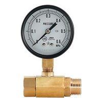 カクダイ 動水圧測定用水圧テスター 649-803 1個(直送品)