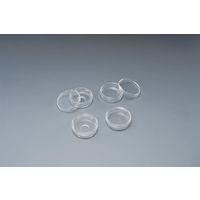 AGCテクノグラス ガラスベースディッシュ 12mm(No.0ガラス) 1ケース20枚入 3961-035 1ケース  (直送品)