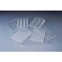 AGCテクノグラス 組織培養用マイクロプレート(付着性細胞用) 48well 1ケース50枚入 3830-048 1ケース  (直送品)