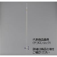 AGCテクノグラス ビューレット(テフロンコック付,青筋入り,ニュースタンダード) 25mL 1ケース1本入 A-2103BURET25S 1ケース (直送品)