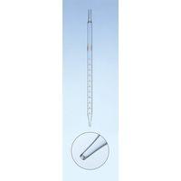 AGCテクノグラス 培養ピペット(先端・普通兼用目盛) 1mL 1ケース10本入 CUL-PIPET1 1ケース(10本)(直送品)