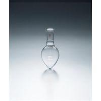 AGCテクノグラス 共通摺合せ梨型フラスコ(茶) 50mL 29/42 1ケース1本入 54315FK50-29 1ケース  (直送品)