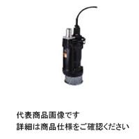 鶴見製作所 水中うず巻ポンプ 標準仕様60Hz 50KTX2.4S6-50A 1台 (直送品)