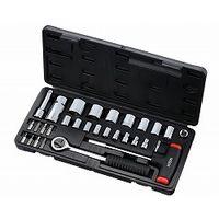 高儀 M&M ソケットレンチセット30P S-200 4907052218840 1セット(10セット)(直送品)