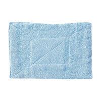 山崎産業 コンドル カラー雑巾 ブルー 4903180334537 1箱(10枚入×5) (直送品)