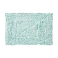山崎産業 コンドル カラー雑巾 グリーン 4903180334544 1箱(10枚入×5) (直送品)