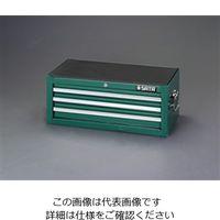 エスコ(esco) 670x315x265mmツールチェスト 1台 EA683ZD-1(直送品)