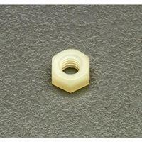 エスコ(esco) M 3 プラスチックナット(ナイロン/100個) 1セット(500個:100個×5袋) EA945AK-3(直送品)