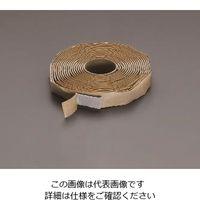 エスコ(esco) 19mmx6.1m ブチルコークテープ(防水・灰) 1セット(12.2m:6.1m×2巻) EA944MT-66(直送品)