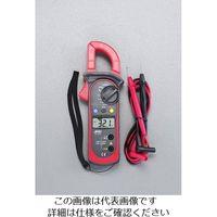 エスコ デジタルクランプメーター 交流 平均値方式 EA708AD-6 (直送品)