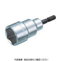 トラスコ中山(TRUSCO) TRUSCO 電動ドライバーソケット ショートタイプ 7mm TEF-7S 1個 449-8933(直送品)