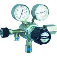 ヤマト産業 分析機用圧力調整器 NPRー1S  NPR1STRC13 1台 434-4898 (直送品)