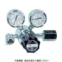 ヤマト産業 分析機用二段圧力調整器 FRー1B  FR1BTRC12 1台 434-4600 (直送品)