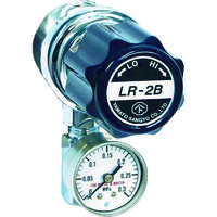 ヤマト産業 分析機用ライン圧力調整器 LR-2B L9タイプ LR2BRL9TRC 1台 434-4651 (直送品)