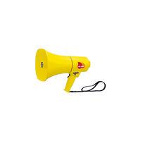 ノボル電機 ノボル レイニーメガホン15W 防水仕様 ホイッスル音付き(電池別売) TS-714 1台 433-4311(直送品)