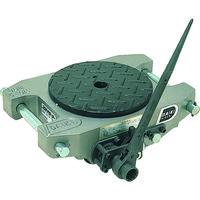 ダイキ スピードローラーアルミ自走式ウレタン車輪5ton AL-DUW-5R 1個 432-0859(直送品)
