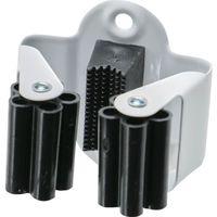 トラスコ中山(TRUSCO) ほうき・モップキャッチ 1個売り THMC 1個 450-7215 (直送品)