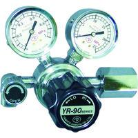 ヤマト産業 汎用小型圧力調整器 YR-90(バルブ付) YR90R13TRC 1台 434-6882 (直送品)