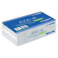 大王製紙 エリエール ペーパータオルスマートタイプ 中判シングル 703333 1ケース(6000枚) 433-4396(直送品)
