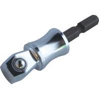 トップ工業(TOP) TOP 電動ドリル用フレックスソケットアダプター 差込角12.7mm ESA-4F 1個 452-1684(直送品)