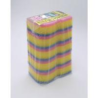 キクロン キクロンプロ外食産業用スポンジ ピンク (5個入) S-100 1袋(5個) 448-9900(直送品)