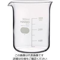 アズワン ビーカー 300mL 6-214-05 1個 (直送品)