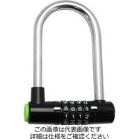 和気産業 ワイド番号錠 倉庫用 4段 IB-115 1セット(3個)(直送品)