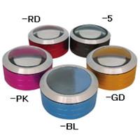 スリーアール LED付き拡大鏡 SMOLIA スモリア ピンク  3R-SMOLIA-PK 1個  (直送品)