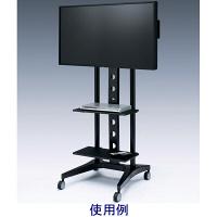 サンワサプライ 液晶ディスプレイスタンド ブラック CR-PL3 1台 (直送品)