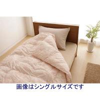 アイリスオーヤマ ウォームファイバー掛け布団 セミダブル 170×210cm FWF-SD (直送品)